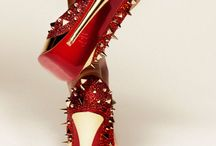 Shoes / by Uriah Denton