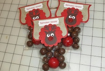 Christmas~ Mini Gifts / by Sally McCroskey