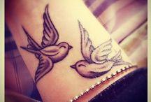 Tattoos  / by Samantha Tulius