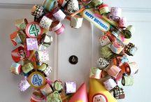 Wreaths.... I just like 'em / by Amy -