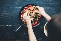 Light summer eating / by Heather Baleka-Smith