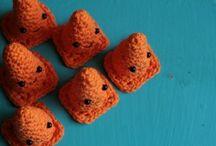 Craft: Crochet: Toys and Amigurumi / by Lisa Black