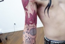 Wicked Tattoos! / Seeing how I have 11 tattoos, I guess it's save to say I do love good needle work. :D / by Moni
