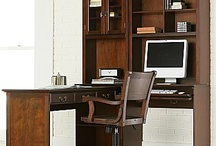 Hubby's Office / by Jennifer Medrano