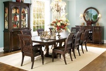 dining room / by Shari Groen Wilson