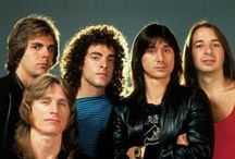"""Bands We Love: Journey / Because, does """"Don't Stop Believin'"""" ever get old? / by POPmarket Music"""