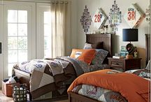 Boys Decor  / Sports Theme  / by Josephine McClain