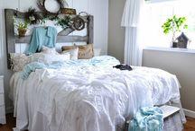 Bedroom ideas / by Marci Alderman