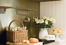 A Place to Cook-Kitchens / by Tesa Williams