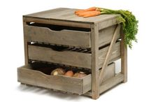 root cellars / by The Knitty Gritty Homestead