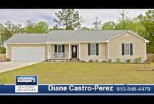 North Carolina Homes / Homes for sale or rent.  / by Linette Hollandsworth