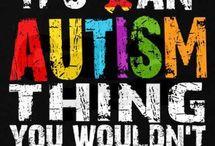 Autism Awareness / by Mordi Joel (M J)