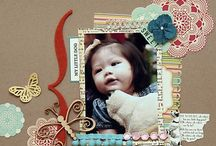 Scrapbook Pages / by Marie Maurrasse