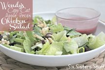 salads / by Sherri Couture