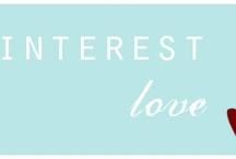Pinterest Love / by Jennifer Donatelli