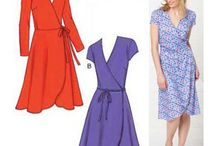 Sewing clothes - beginners patterns only / by Carol Browne