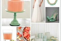 Peaches and mint / by Melissa Stallings Photography