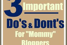 Blogging / by Jennifer Humphries