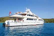 Lady J Yacht Charter / by Inspirato with American Express
