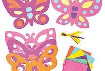Beautiful Butterflies / by Baker Ross