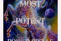 World's Most Potent Spells / Strongest Possible Power!  You will receive breathtakingly beautiful, secret, elaborate kits and other items, completely customized and consecrated with easy to follow instruction.  Besides that, we will cast a free spell on your behalf.  An entire package is included with most orders.  We offer the most powerful spells known to man.  Absolute highest possible potency.   / by Moonlight Enchantments LLC