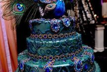 Peacock 15s ideas / My fifteens is gonna be a peacock theme / by Annabelle Gomez