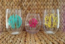 All things monogrammed / by Sara Lasater