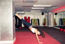 Workin' on our Fitness / by The Coveteur