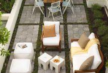 Yard Ideas / by Kerrie Tatarka