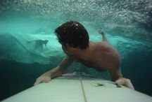 Surfing / by Tom P Gibson