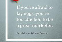 PinPoints from Feldman Creative / #Marketing insights for short attention spans. / by FeldmanCreative