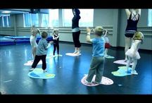 Creative Dance Ed / by Marta Aradance