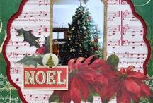 Christmas scrapbooking / by Karen Green