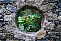 Garden architecture / by Renee Adkins