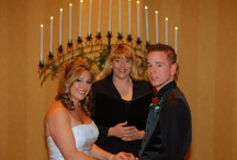 """Wedding Minister / by """"The Wedding Lady"""" - Danielle Baker- Officiant & Minister"""