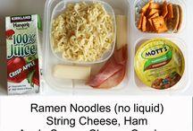 Lunch ideas / by Joy Watts