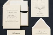 Wedding Invitations / With our new colors and suites, you'll find a style that's perfectly you! / by Paper Source