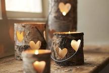 Woodland Wedding / Rustic, Woodland, Forest, Fairy Themed Weddings / by Bellus Designs