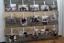 Photo Display Ideas / by Valerie Staley Spackman
