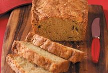 Quick breads and yeast breads / by April