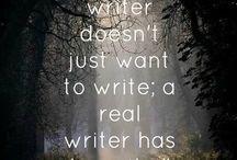 For Writers / by Angela Dennis