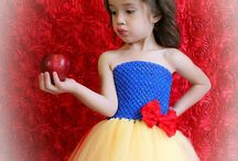 Princess tutus  / by Juanita Crawford Whelchel