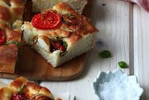 Recipes { Bread } / An archive of our favorite bread recipes. / by Charmios