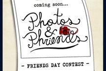 - Friends Day Contest - / by Cook oficial
