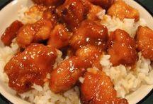 Asian Food / by Jennifer Hausmann