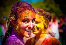 Holi 2013 / by Fsquare Fashion