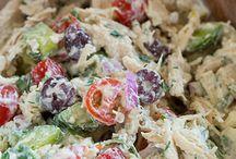Salads / by Tammy Hauser