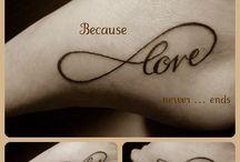 Tattoos / by Katiana Aguilar
