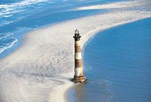 Lighthouses / by Sharon
