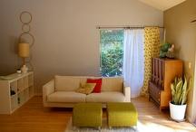 Living Room / by Lauren M.
